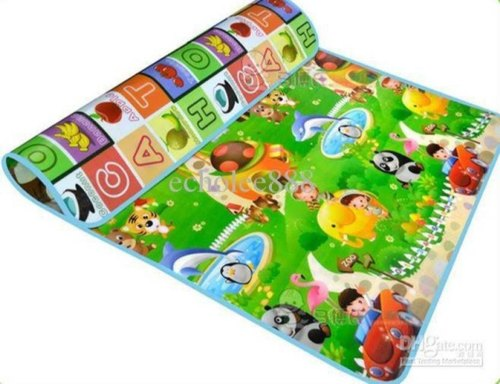 Baby Foldable Play Mat