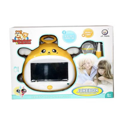 Baby Toy Karaoke Jukebox Musical Learning Toy
