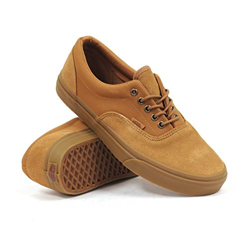 Vans Authentic Scarab Brown Shoes