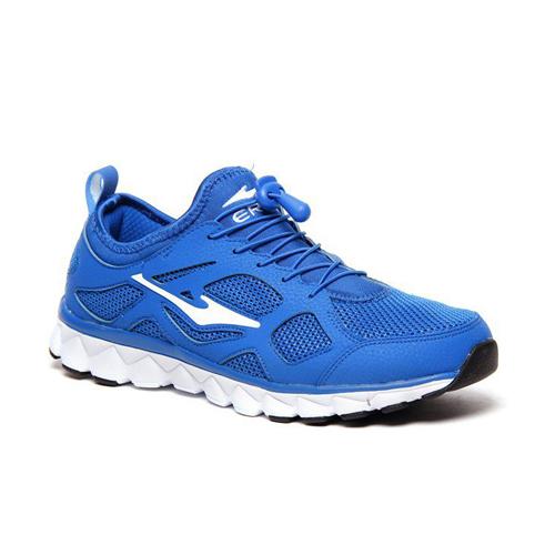 Erke Sober Blue Running Shoes