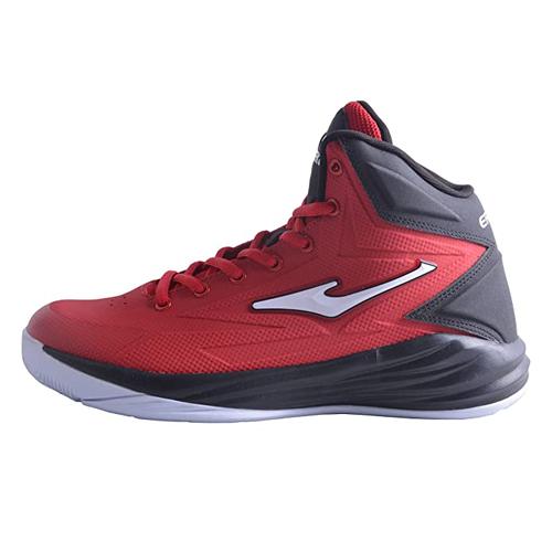 Erke Men's PU Basketball Shoes