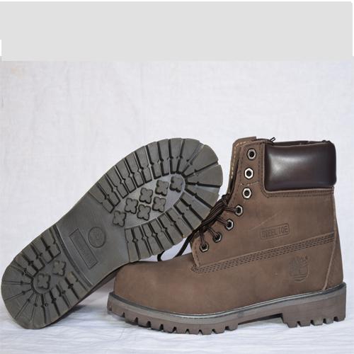 Timberland  Dark Brown  Men's 6-Inch Premium Waterproof Boots