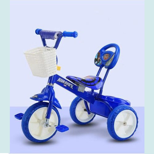 Kids Blue Spider Man Tricycle