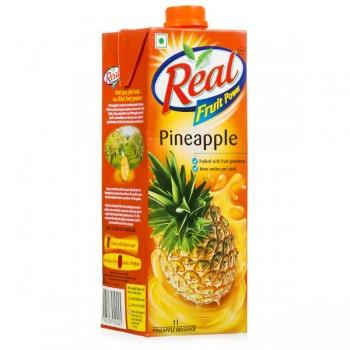 Real Fruit Pineapple 1 Ltr