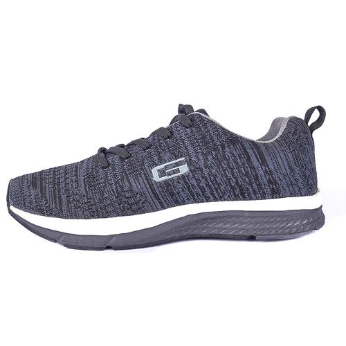 Goldstar Charcol Sports Shoes For Men G10G107