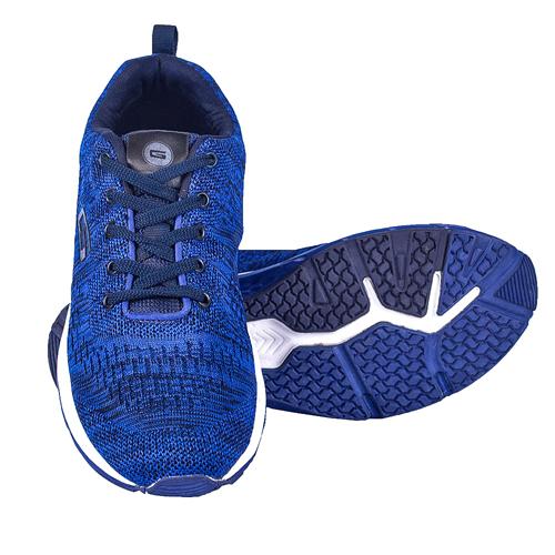 Goldstar Royal Blue Sports Shoes For Men G10G107