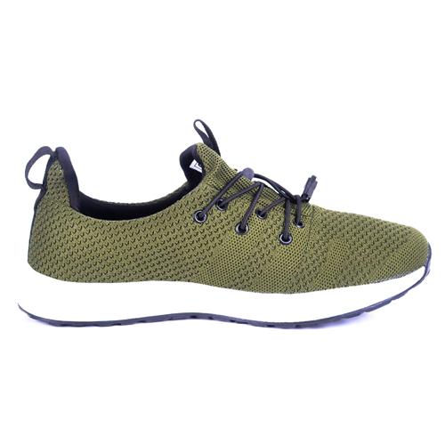 Goldstar Olive Sports Shoes For Men G10G205