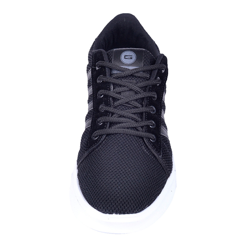 Goldstar Black Sports Shoes For Men G10-1301