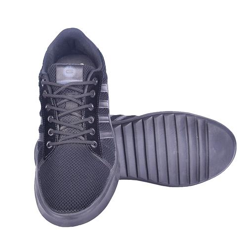 Goldstar Full Black Sports Shoes For Men G10-1301