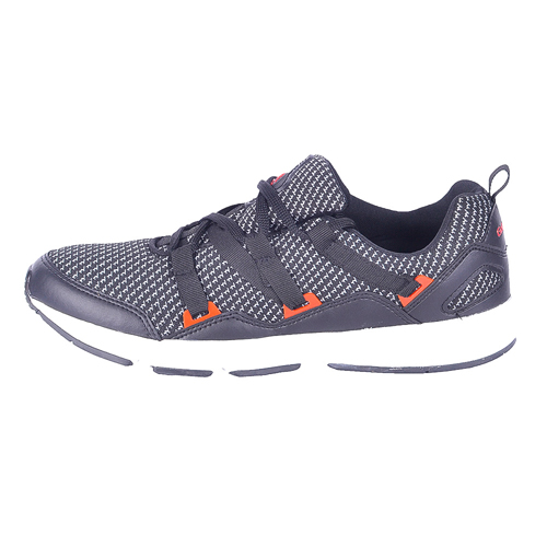 Goldstar Black Shoes For Men G10-302