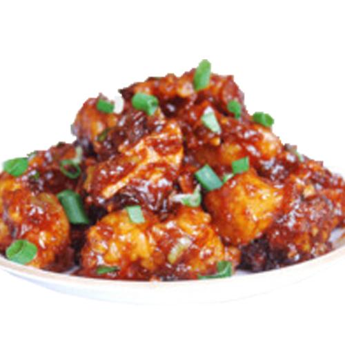 Chicken fry chilly (boneless)