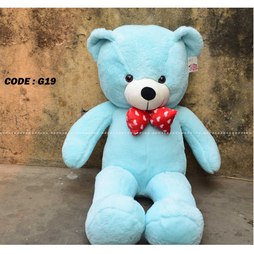 Toodles Stuffs 5ft Foot Paw Teddy Bear Stuffed Toys for Girls And Boys