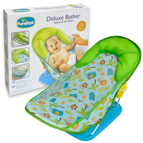Funday Deluxe Baby Bather