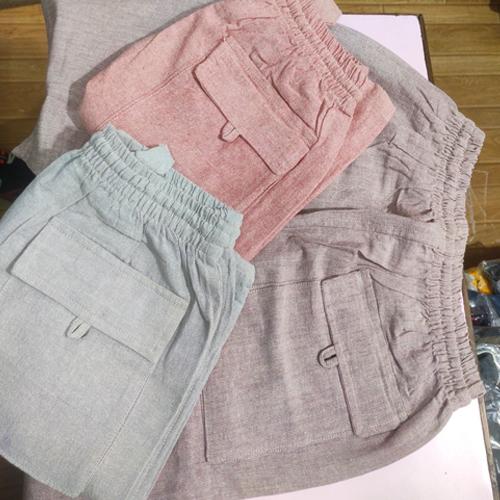 Men's Regular  Fit Nepali Cotton Wooven shorts