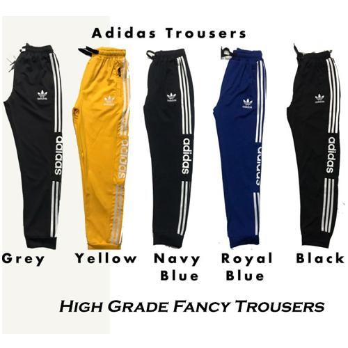 Men's Regular Adidas Casual trouser