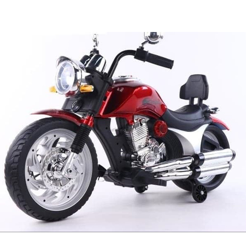 Kids Electric Bike Electric Motor Bike Rechargeable Battery Operated-Kids Ride