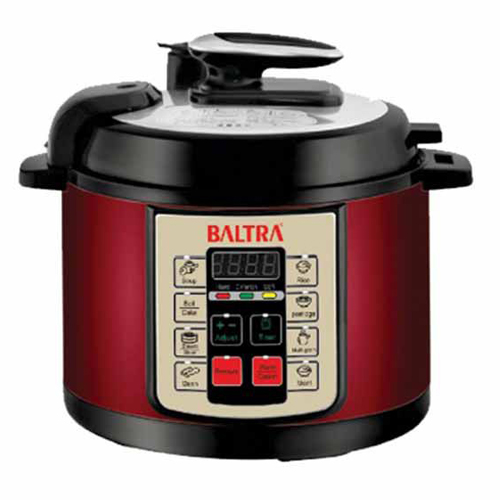 Baltra Electric Pressure Cooker 6 Ltr Swift+